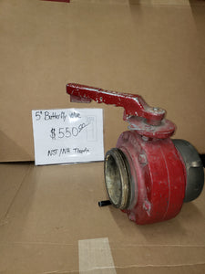 USED: Firefighting Water supply adapters