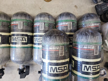 Load image into Gallery viewer, USED: MSA 4500psi cylinders