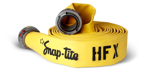 HFX 5″ LDH, Rubber Covered Firehose, by Snap-Tite