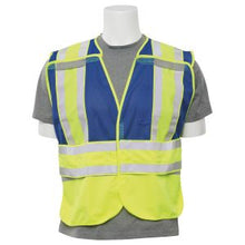 Load image into Gallery viewer, Class 2 Public Safety 5-Point Break-Away Safety Vest