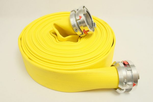 LDH, Snap-Tite HFX, 5″ Rubber Covered Firehose