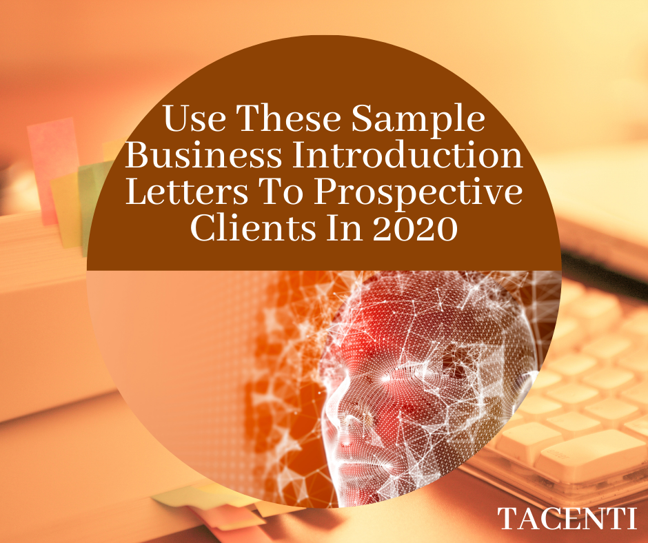 Use These Sample Business Introduction Letters To Prospective Clients In 2020
