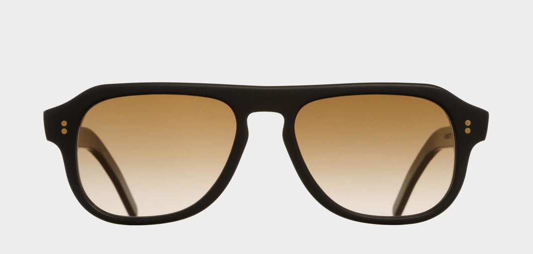 Cutler and Gross 0822/S2 Sun Matte Black