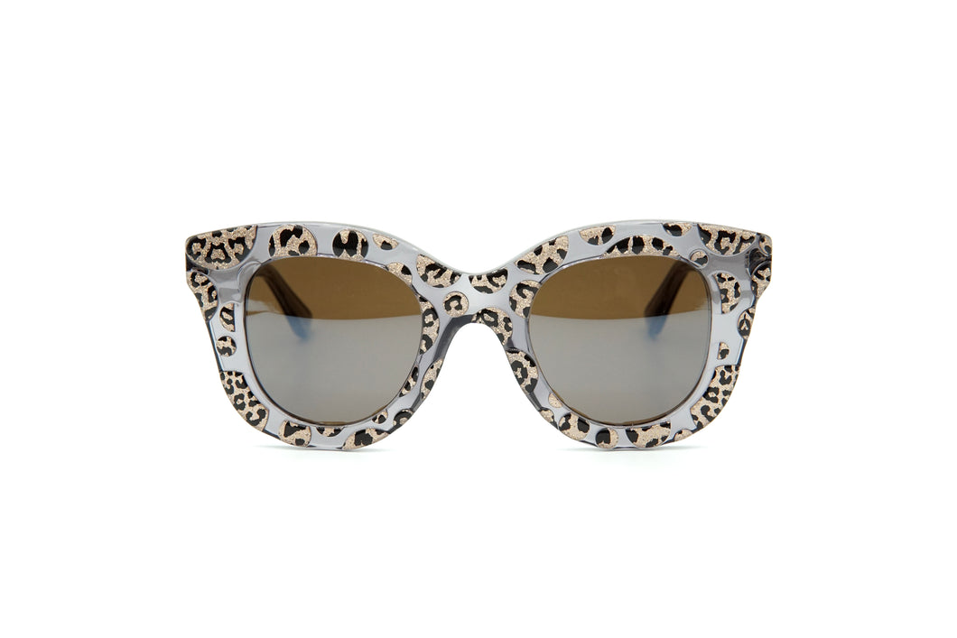 Cutler and Gross 1181 Sun Party Leopard