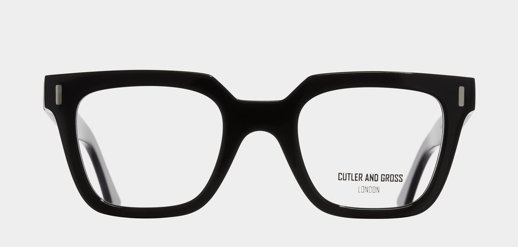 Cutler and Gross 1305 05 Black on Blue