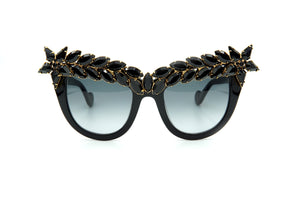 Anna-Karin Karlsson Decadence Sun Gold Black Crystal