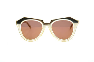 Karen Walker Number One Sun Limited Edition Gold