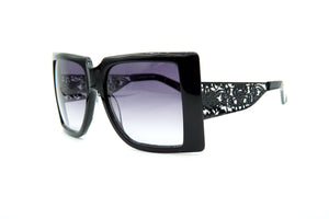 Karen Walker Optimist Sun Black