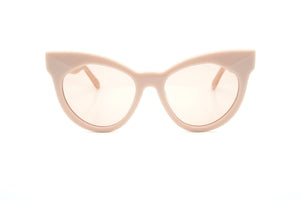 Karen Walker Starburst Sun Dusty Pink w/Gold