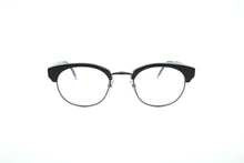 Load image into Gallery viewer, Thom Browne TB 702 Matte Black-RWB/ Black Iron