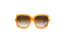 Load image into Gallery viewer, Christian Dior SUN Dior 60's Orange