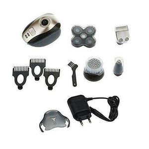 5 In 1 4D Rotary Shaver Rechargeable