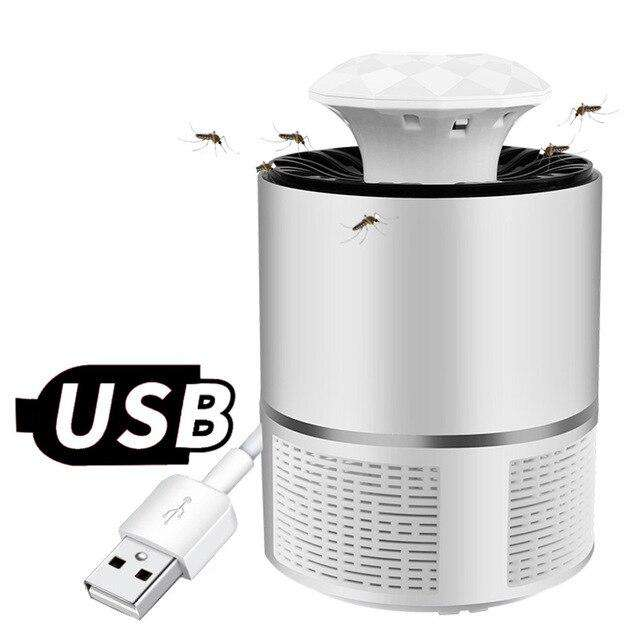 Lámpara LED Antimosquito USB