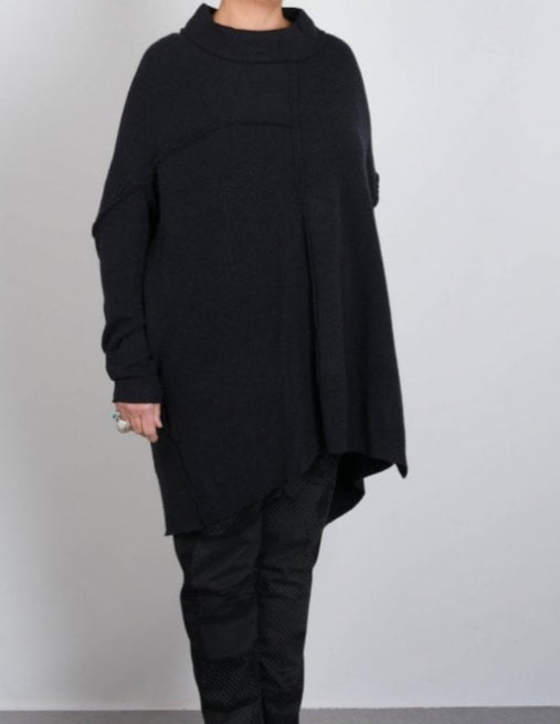 RUNDHOLZ BLACK LABEL KNITTED TUNIC