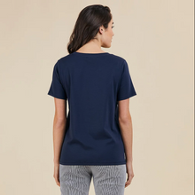 Load image into Gallery viewer, THREADZ S/S RIB TEE