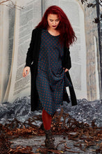 Load image into Gallery viewer, TRELISE COOPER - WEATHER THE WARM CARDIGAN - BLACK