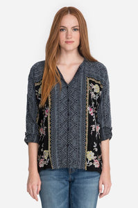 JOHNNY WAS - RUMI BLOUSE