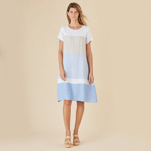 HAMMOCK & VINE MASH UP LINEN DRESS