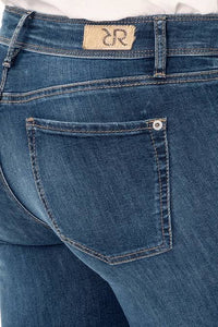 RAFFAELLO ROSSI VIC JEANS BLUE DENIM