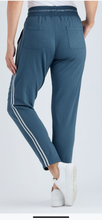 Load image into Gallery viewer, THREADZ KNEE DETAIL TRACK PANT