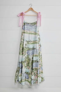 BINNY THE NATIONAL PARK MAXI DRESS