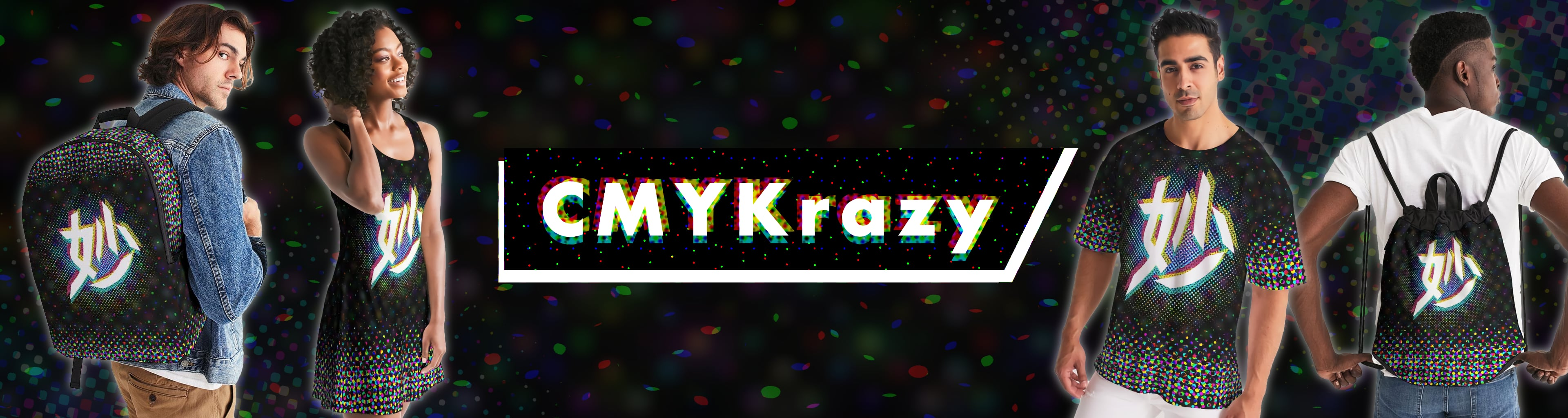 CMYKrazy Collection Banner