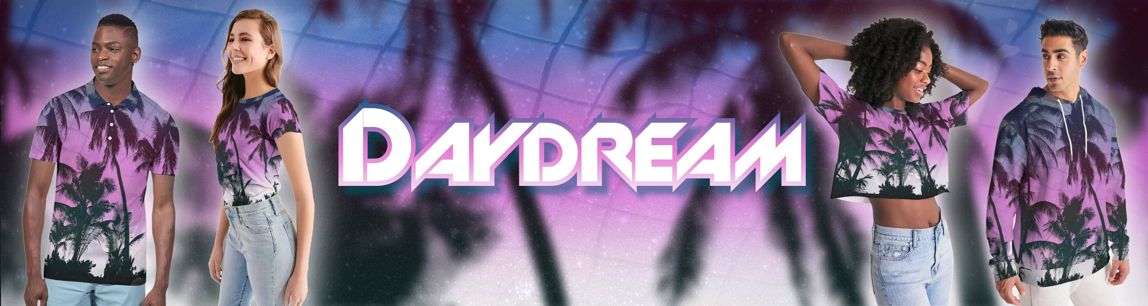 Daydream Collection Banner