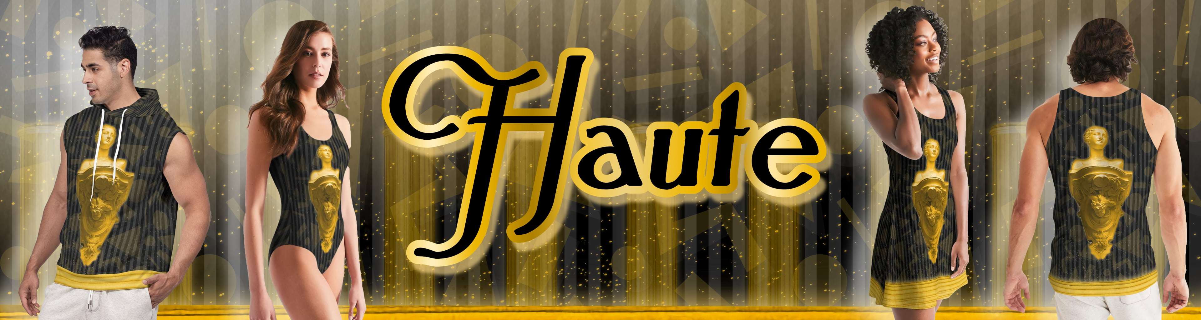 Haute Collection Banner