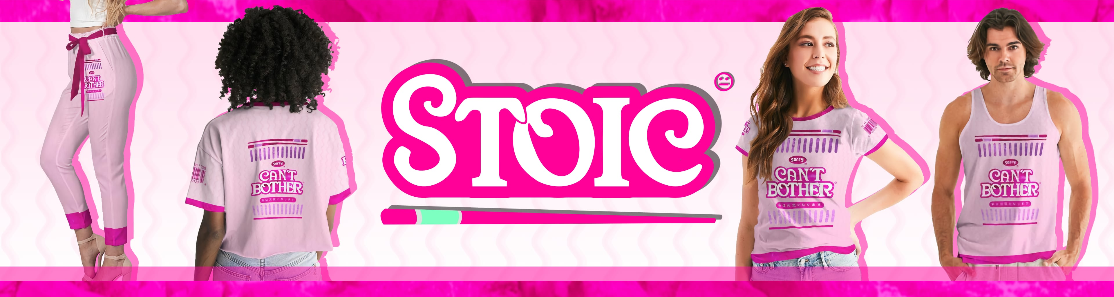 Stoic Collection Banner