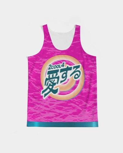 Wipeout Tank Top - V. H. Hess