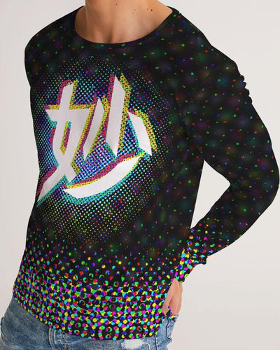 CMYKrazy Long Sleeve Tee - V. H. Hess