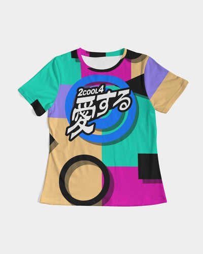 Wipeout REMIX Women's Tee - V. H. Hess