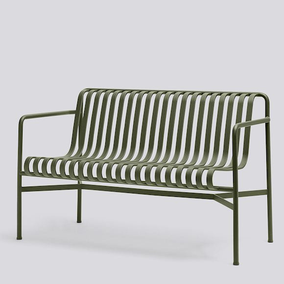 Palissade Dining Bench Outdoor (different colours available)