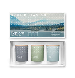 Explore Candle Gift Set