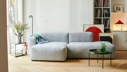 Mags Soft 2.5 Seater Low Armrest Sofa Combination 3 Left End