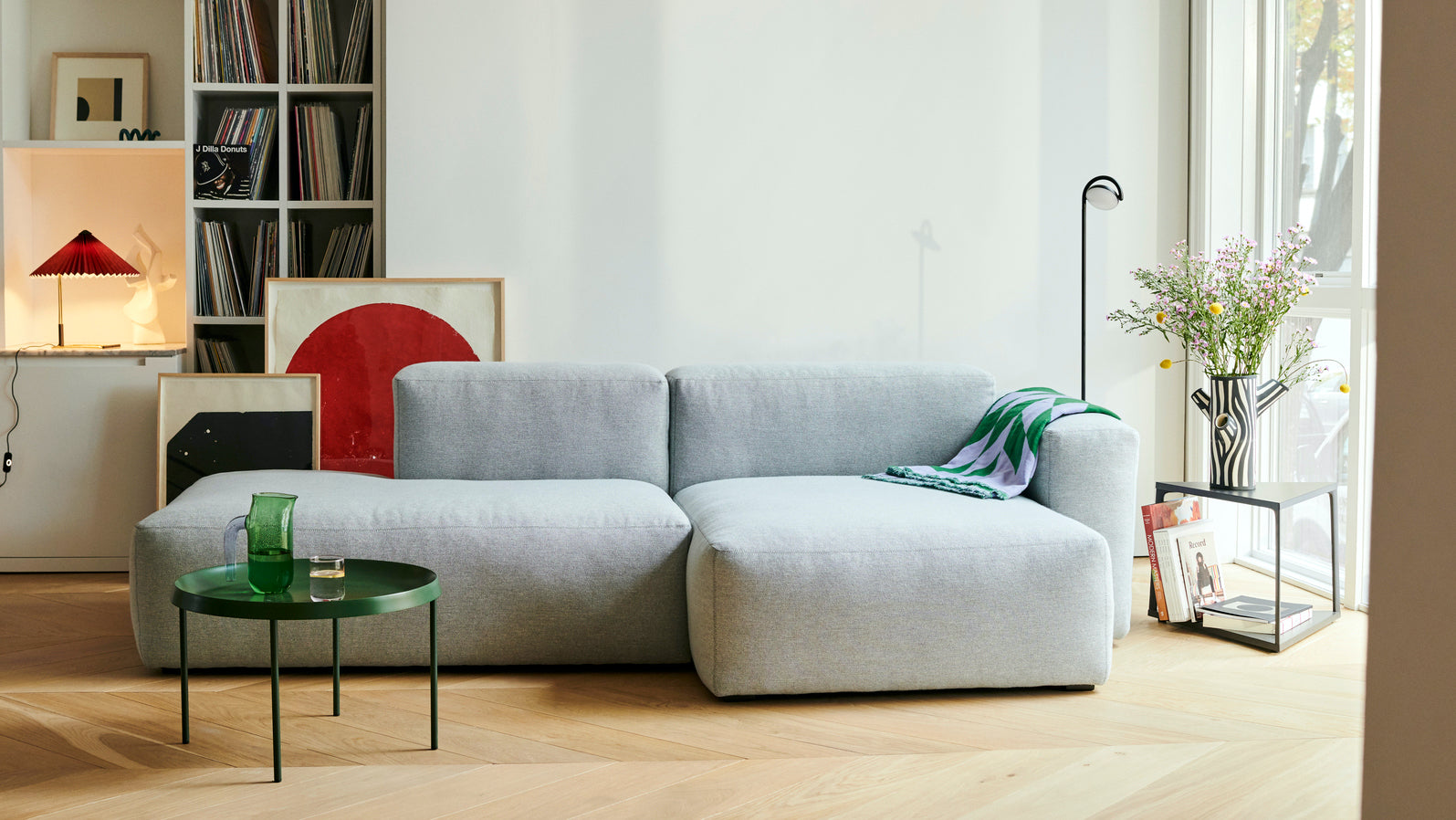 Mags Soft 2.5 Seater Low Armrest Sofa Combination 3 Right End (from £2,198)