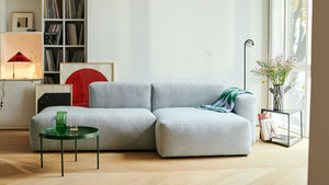 Open image in slideshow, Mags Soft 2.5 Seater Low Armrest Sofa Combination 3 Right End (from £2,198)
