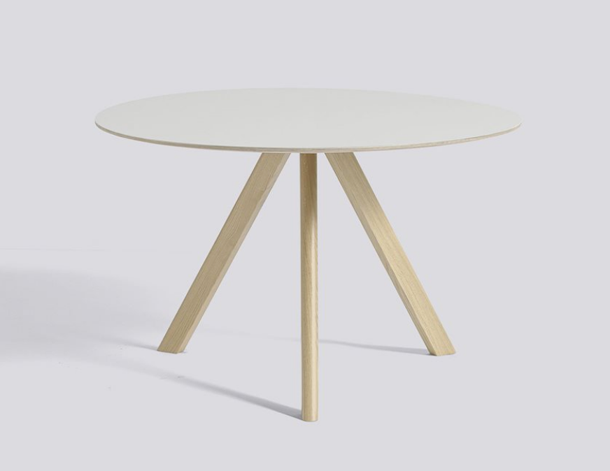 Round Dining Table (different sizes and colours available)