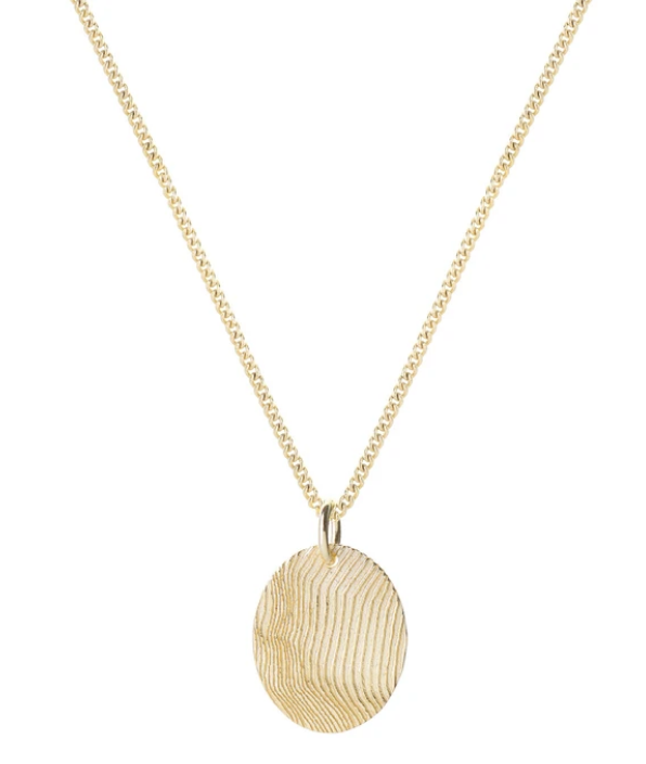 Wild Necklace Gold