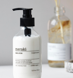 Meraki Tangled Woods Hand Lotion