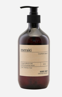 Meraki Northern Dawn Hand Soap