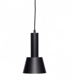 Matt Black Hanging Light