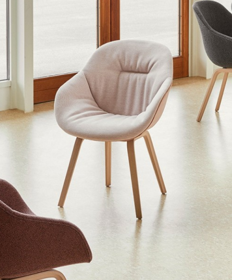 Soft Duo Chair (available in different colours)