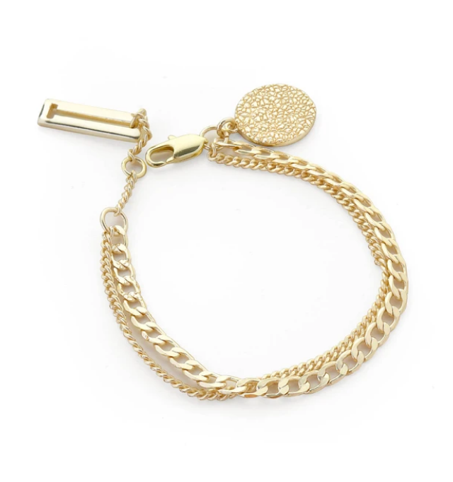 Surface Bracelet Gold
