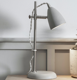 Concrete Small Lamp