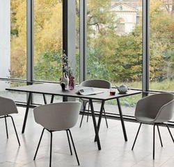 Loop Dining Table (different colours and sizes available)
