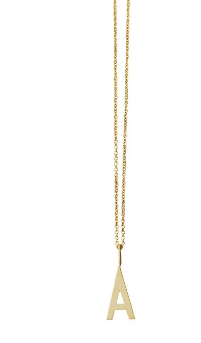Gold Chain (for letter necklaces)