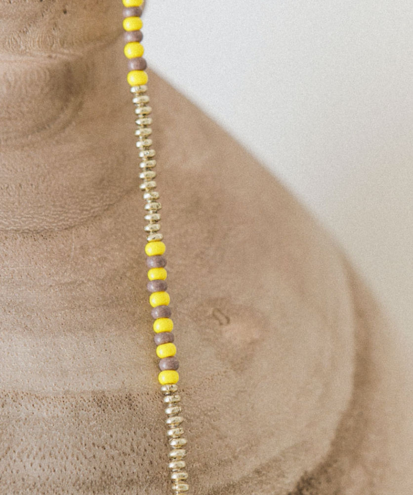 Sun Necklace Beads