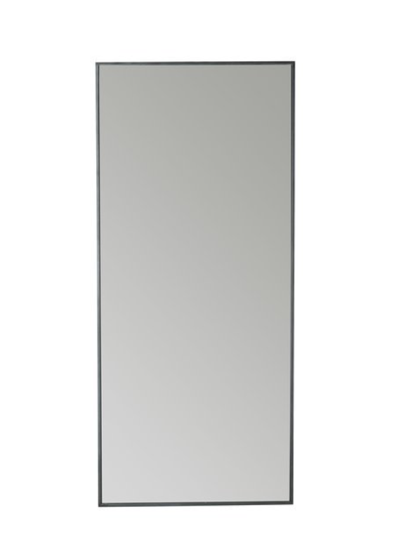 Black Full Length Mirror