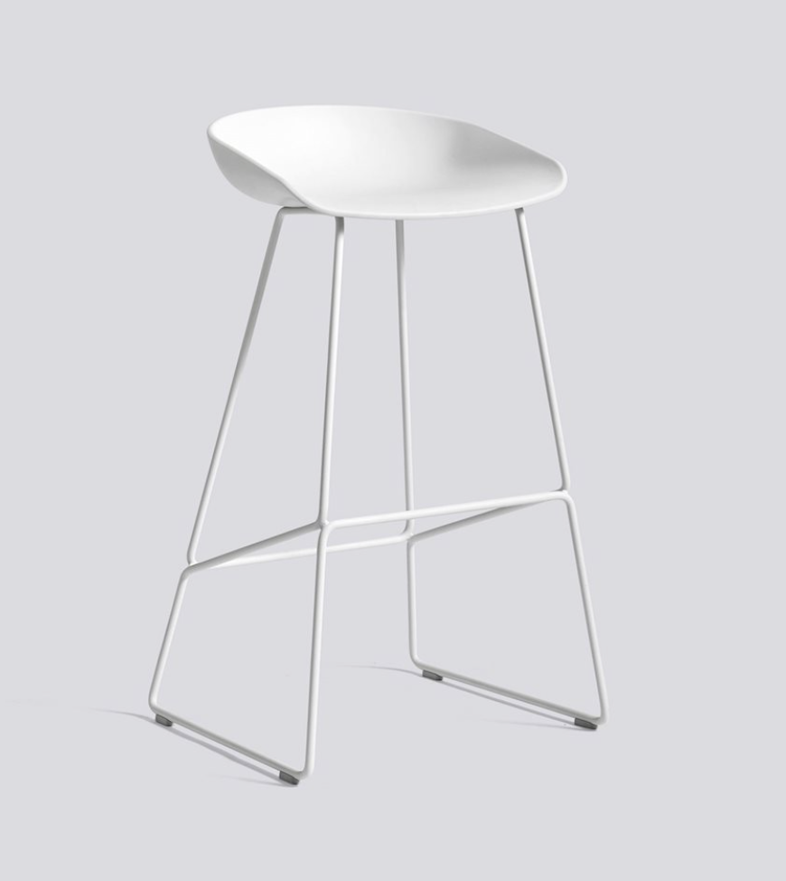 Bar Stool With Metal Legs (different colour and height options)